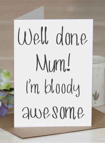 Mother's Day Card Style 3
